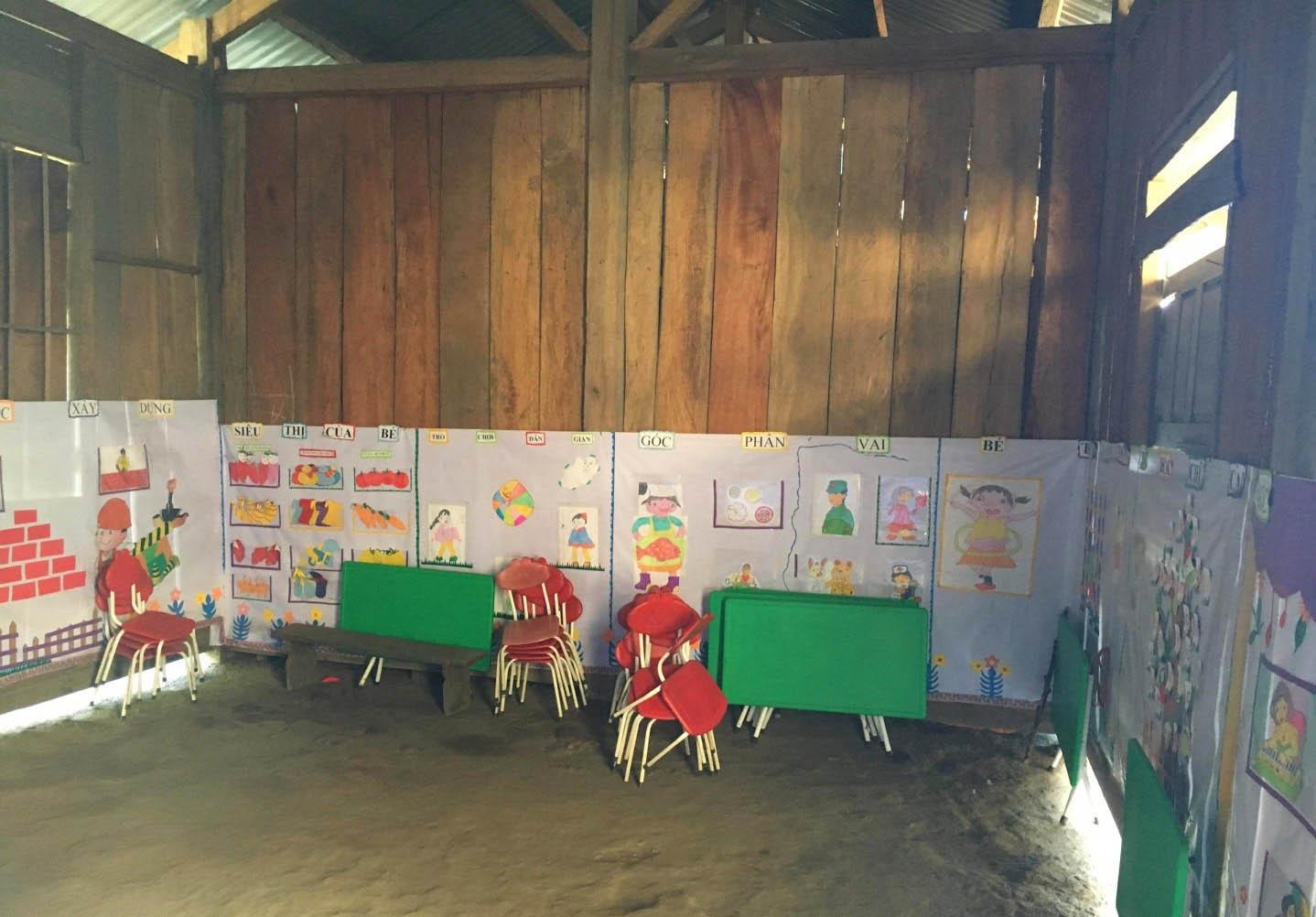 Hoạt động từ thiện tại Lai Châu  2018