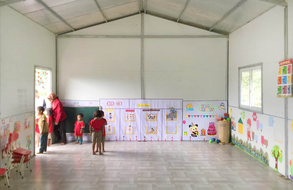 HĐ từ thiện tại Lai Châu  2018