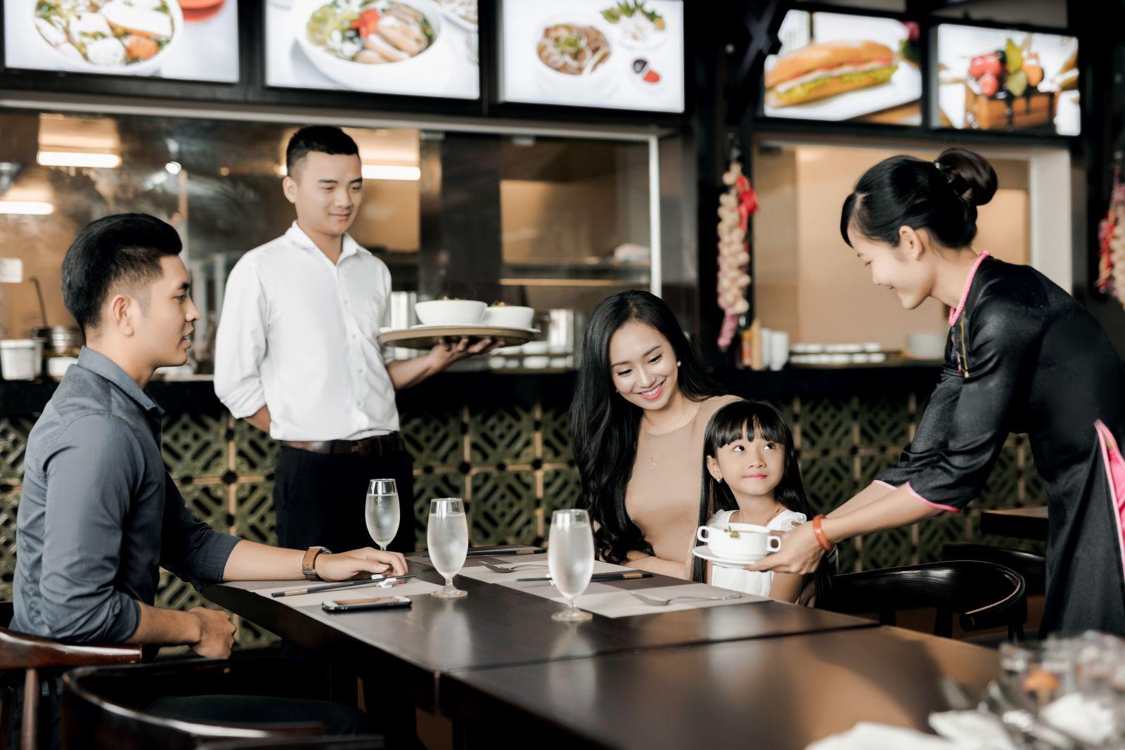 Kinh doanh nhà hàng